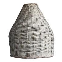 Rotan Hanglampenkap Grey - 48xH61 cm