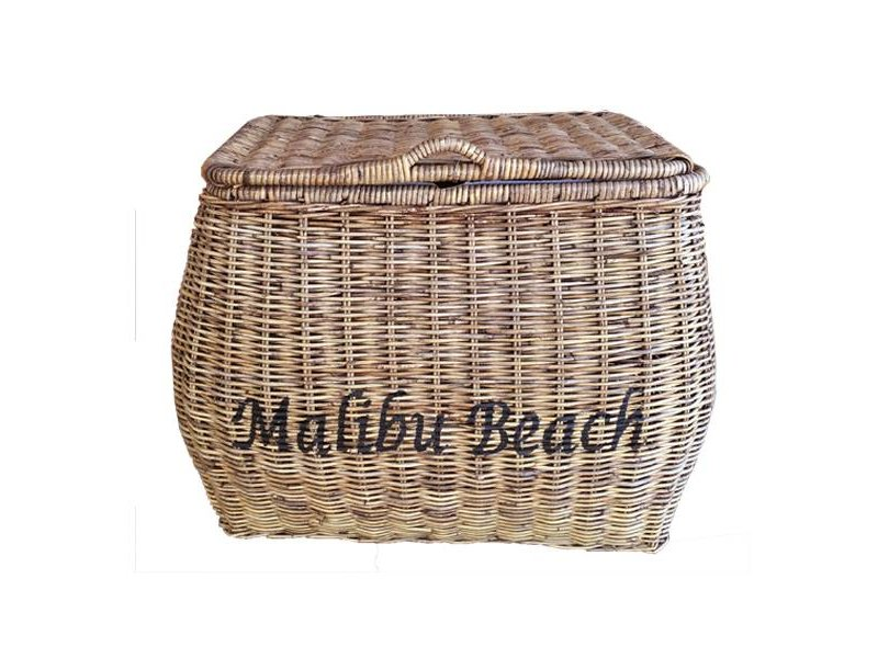GeWoon Rieten wasmand - Malibu Beach
