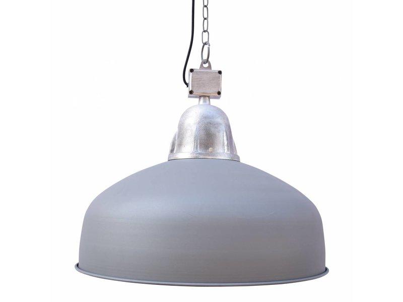 GeWoon Hanglamp Industrieel Grijs - 50 cm