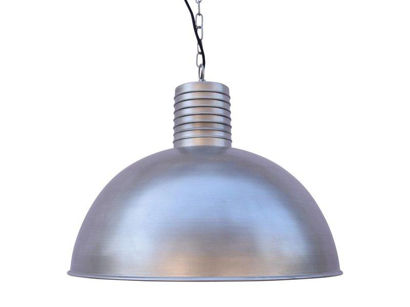 GeWoon Hanglamp Dome antiek zink - 50 cm