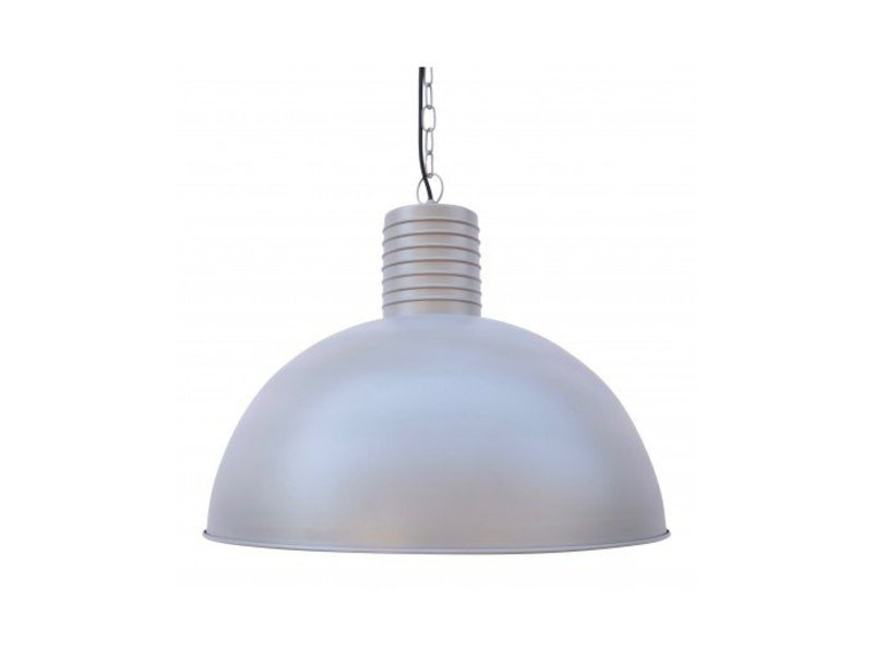 GeWoon Hanglamp Dome stone grey - 50 cm