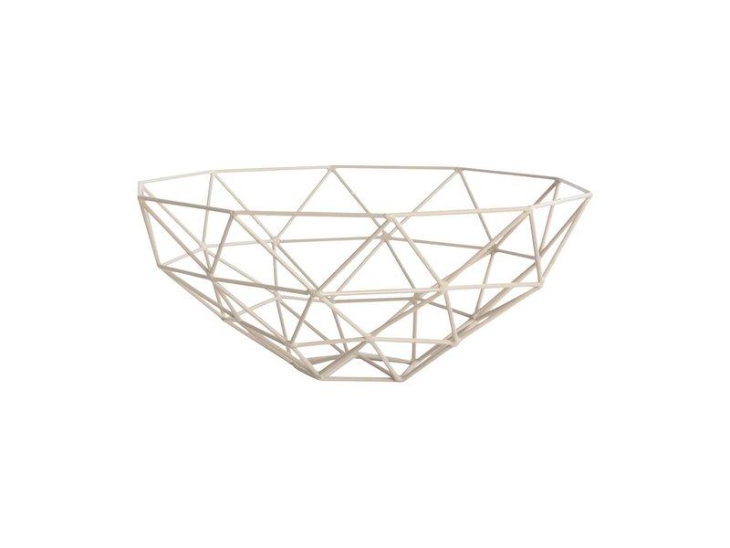 House Doctor Schaal Triangel - 33x13,5 cm