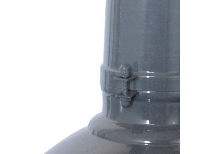 GeWoon Hanglamp Urban dark grey - 39x39 cm