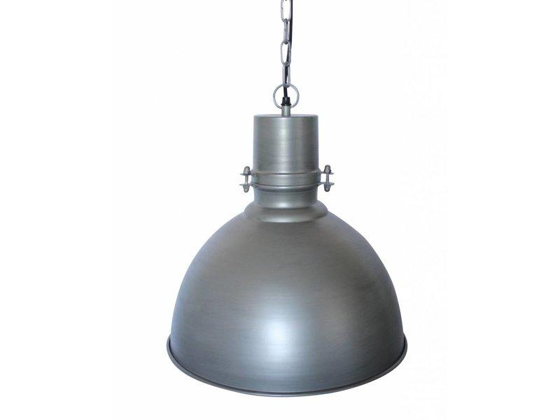 GeWoon Hanglamp Urban vintage grey - 39x39 cm