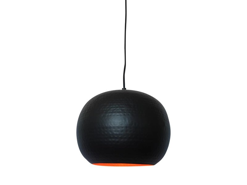 GeWoon Hanglamp Artisan Zwart - 27x21 cm