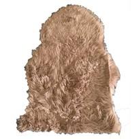 Schapenvacht Taupe - 65x90 cm