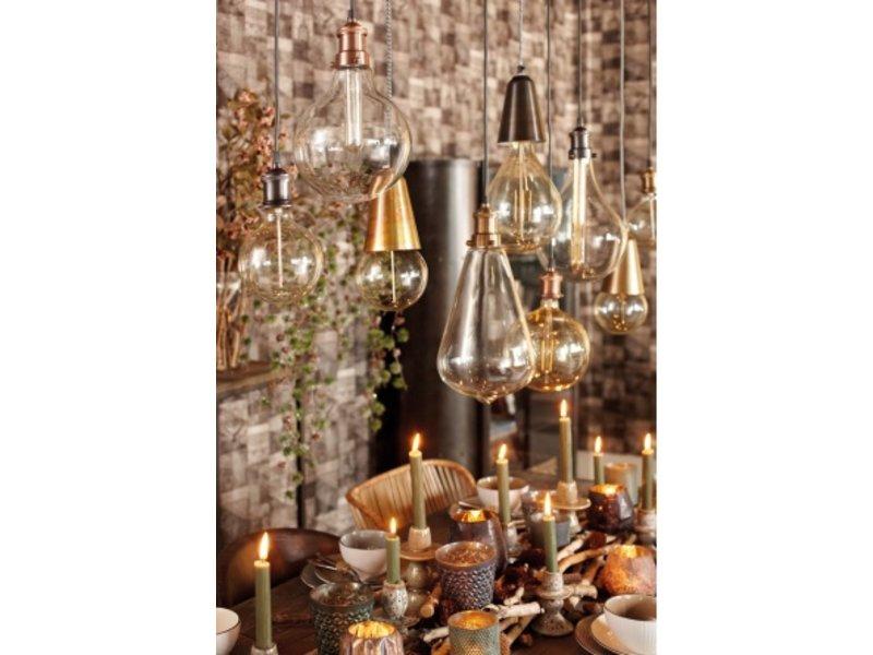 Lifestyle Hanglamp Alec brons - 7 cm