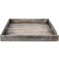 Groot Houten Dienblad - 80x80 cm