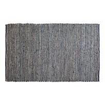 Vloerkleed Runway jute/leer - 240x170 cm