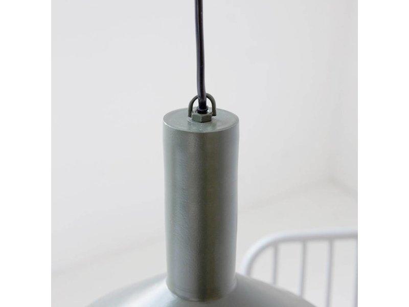 House Doctor Hanglamp Mall Made Groen - 28x23 cm