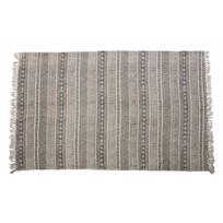 Vloerkleed Scribblings grijs - 160x240 cm