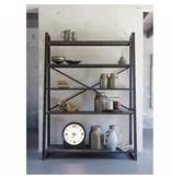BePureHome Metalen rek Splurge - 195x140x54,5 cm