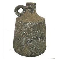 Vaas aardewerk natuurtinten - Ø19xH27 cm