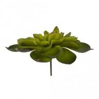 Kunstplant Lotus - 14x11 cm