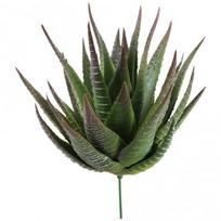 Kunstplant Aloë - Ø7xH10 cm