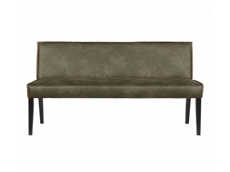 BePureHome Eetbank Rodeo Army - 156x61xH83 cm