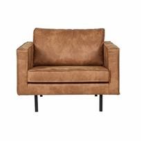 Fauteuil Rodeo Cognac - 105x86xH85 cm