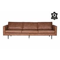 Zitbank Rodeo Cognac - 277x86xH85 cm