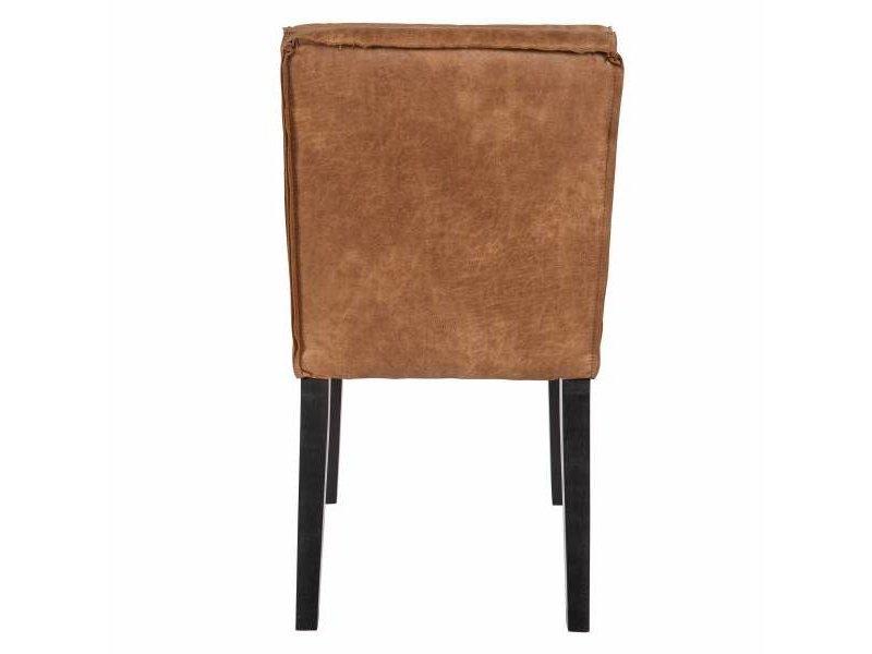 BePureHome Eetkamerstoel Rodeo Cognac -45x61xH83 cm