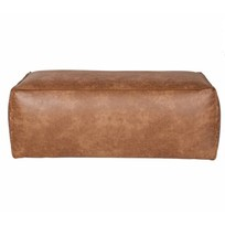 Poef Rodeo Cognac - 120x60xH43 cm