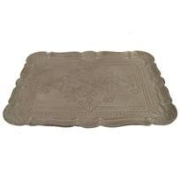 Dienblad Aireal Dirty Brown - 40x30 cm