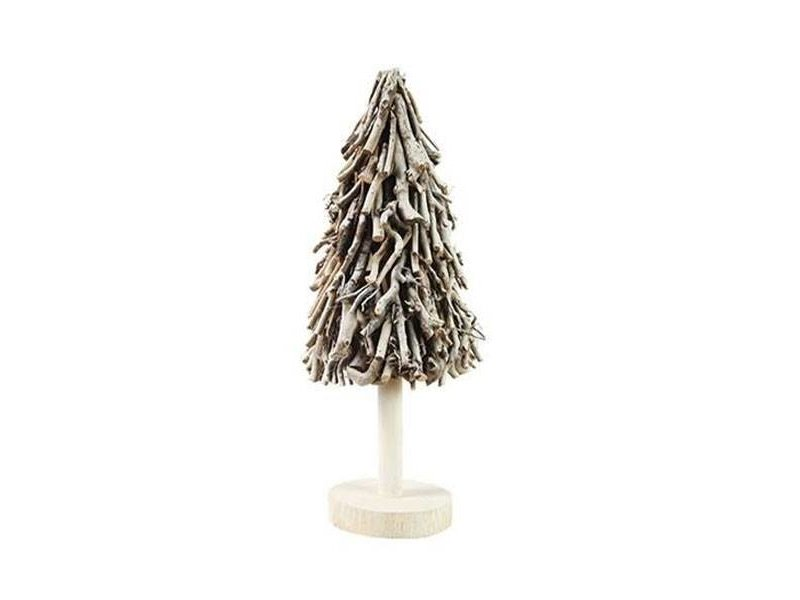 Countryfield Kerstboom Sidell Wit - Ø30xH70 cm