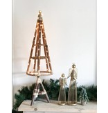 GeWoon Rotan Kerstboom - H70 cm