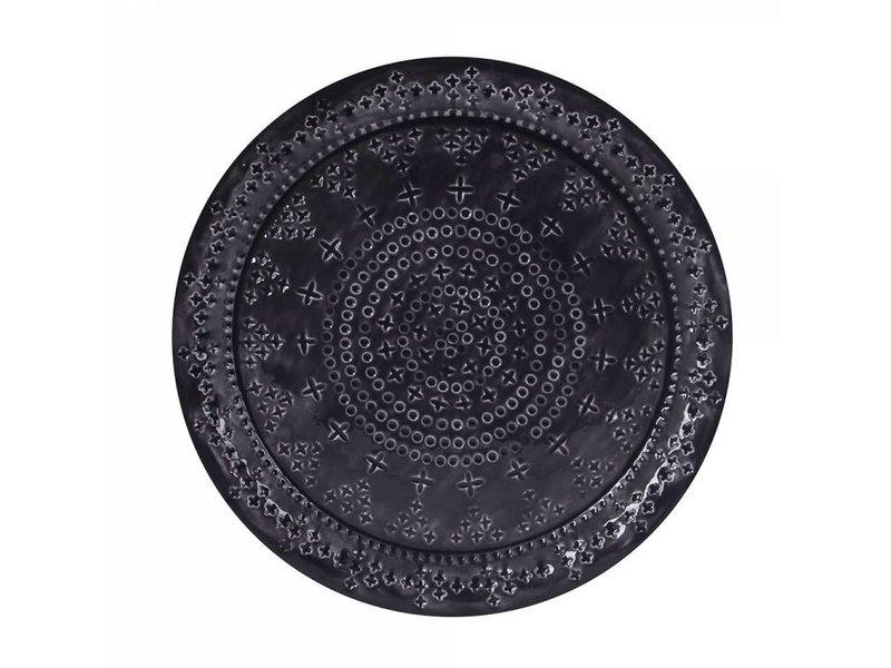 GeWoon Schaal Dark Grey - 45 cm