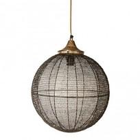 Hanglamp Messing Bowl - Ø48xH52 cm