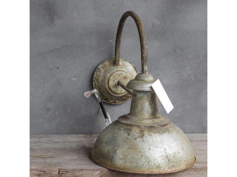 GeWoon Wandlamp Old/Roest - 31x48x40 cm