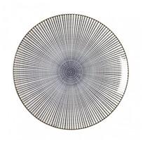 Bord Stripes - Ø26xH3 cm