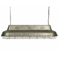 Hanglamp Spotlight Metaal - 129.5x40xH37 cm
