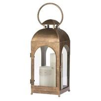 Gouden Lantaarn Sheffield - 18,5x18,5xH55,5 cm