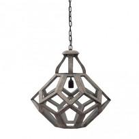 Hanglamp Woodz Mango - Ø55xH55 cm