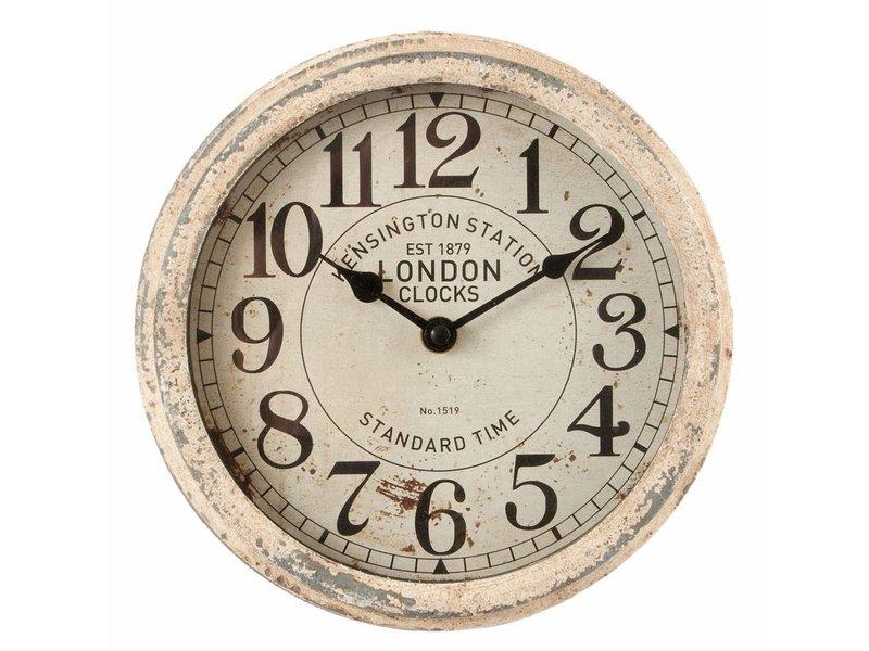 Clayre & Eef Wandklok London Clocks - Ø23 cm