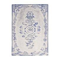 Vloerkleed Oase Blauw - 160x230 cm