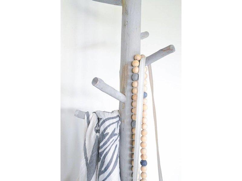 GeWoon Kapstok Hout - 184 cm