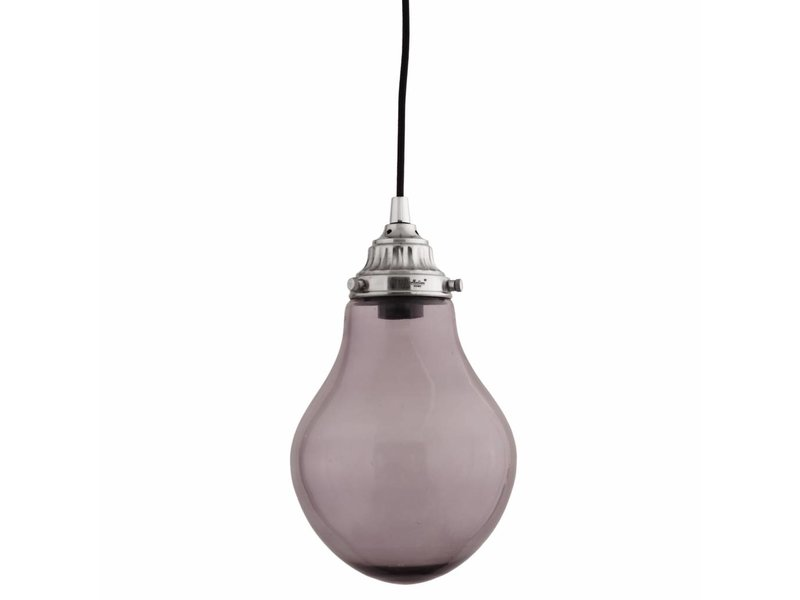 PTMD Collection Hanglamp Pear - Ø19xH34 cm