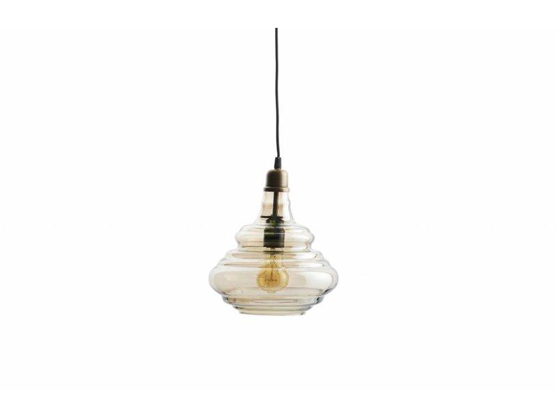BePureHome Hanglamp Pure Vintage Glas - Ø25xH28 cm