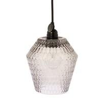 Hanglamp Vernon Smoke - Ø17xH25,5 cm