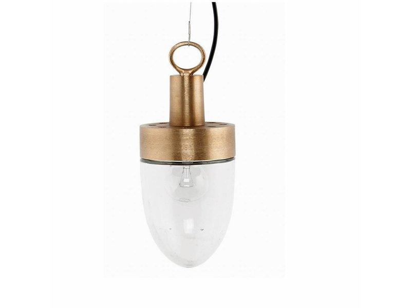 House Doctor Hanglamp Nix Koper - Ø12xH27,5 cm