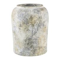 Boerenpot Spiritual Cement - Ø28,5xH39 cm