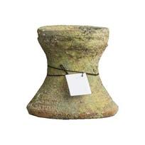 Kandelaar Cement Natuur - Ø17xH17 cm