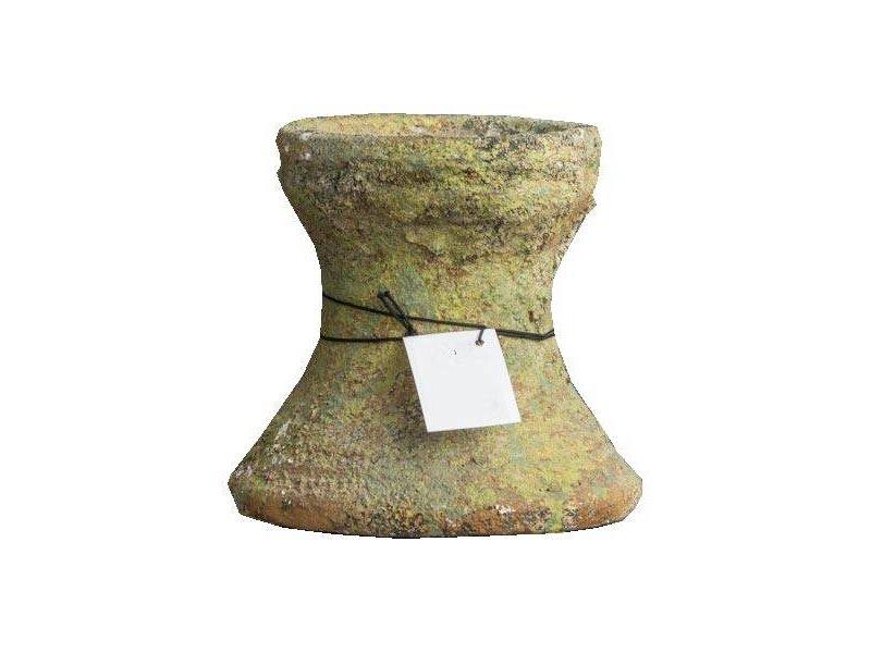 GeWoon Kandelaar Cement Natuur - Ø17xH17 cm