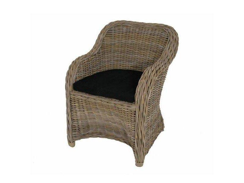 GeWoon Rotan stoel Nadya - 63x64xH87 cm