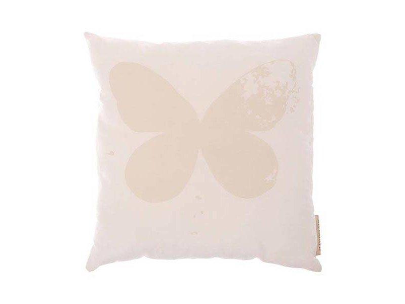 Riverdale Kussen Butterfly Wit - 45xH45 cm