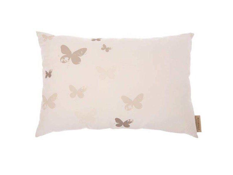 Riverdale Kussen Butterfly Wit - 70xH50 cm