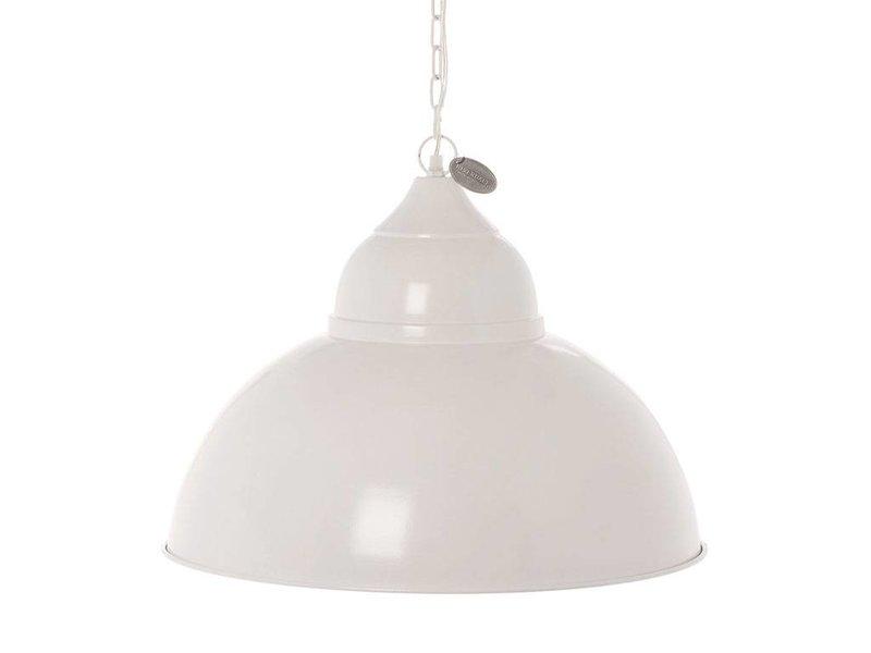 Riverdale Hanglamp Milton Wit - Ø52xH40 cm