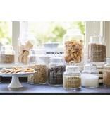 Riverdale Voorraadpot Cookies Glas - Ø16xH31 cm