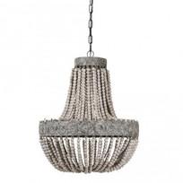 Hanglamp met Kralen - 51xH62 cm